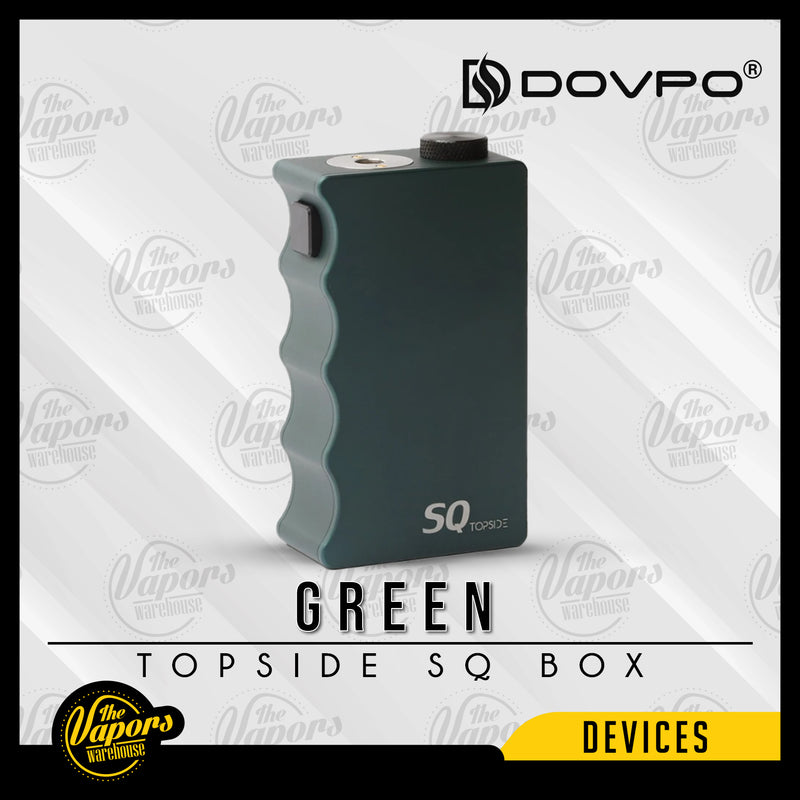⚠️ DOVPO - Topside SQ Box Mod (Mechanical) Green