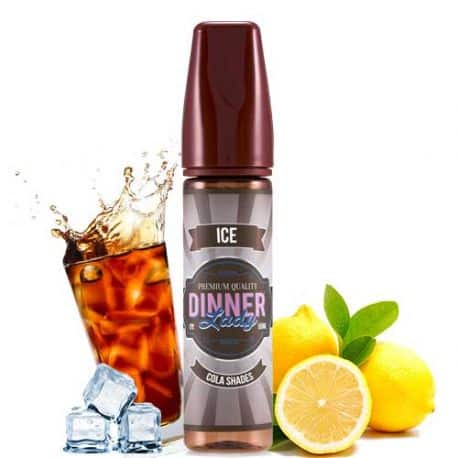 Dinner Lady Eliquid - Cola Shades 60ml / 3mg,60ml / 6mg