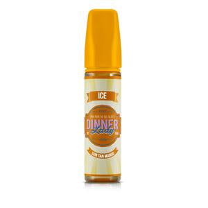 Dinner Lady Eliquid - Sun Tan Mango 60ml / 3mg,60ml / 6mg