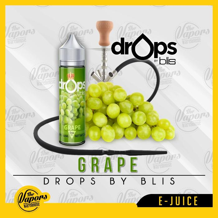 Drops By Blis Grape (Shisha)