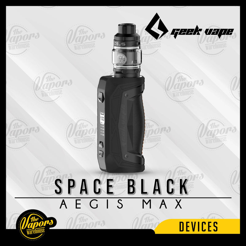 GEEK VAPE AEGIS MAX 100W STARTER KIT Space Black