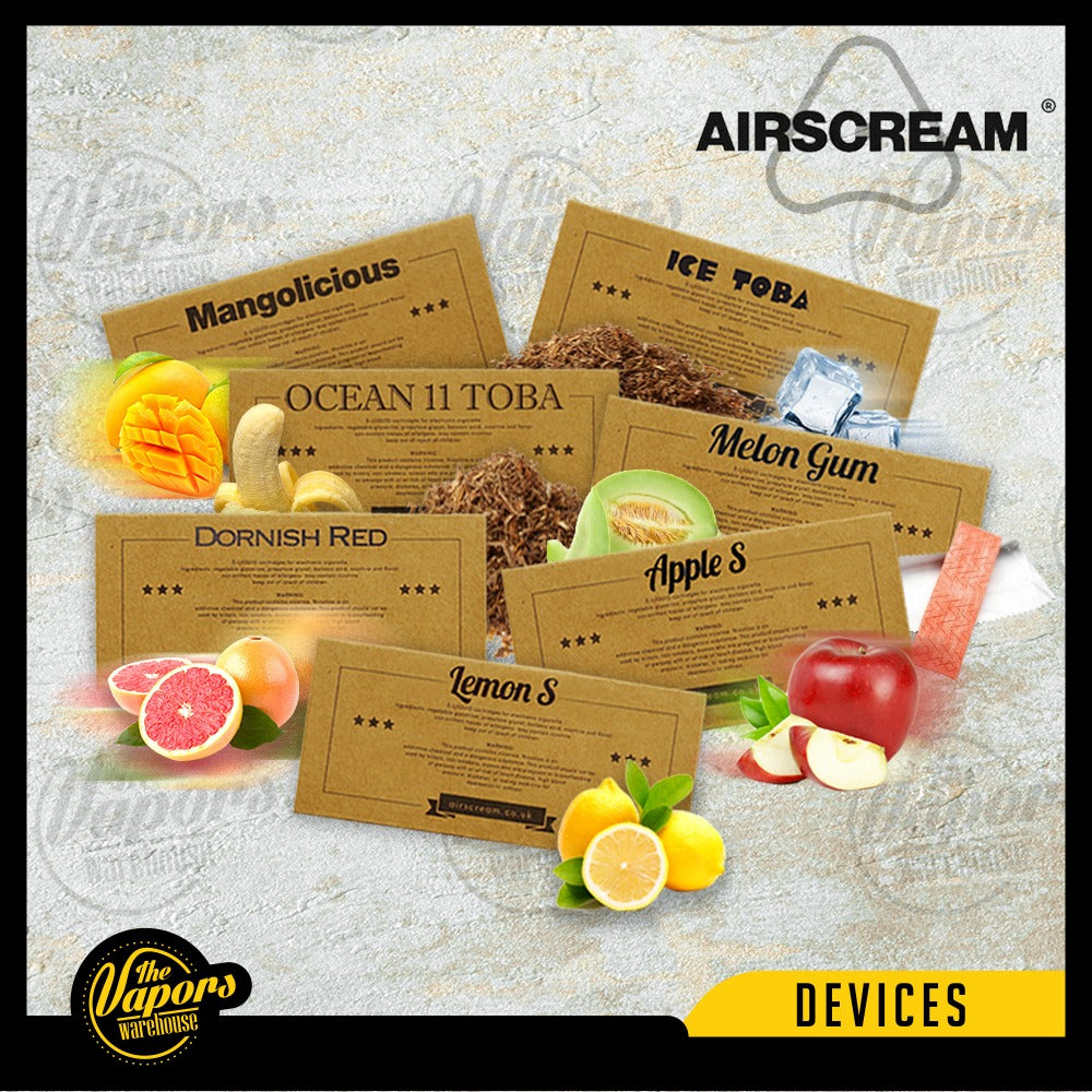 Airscream Cartridge