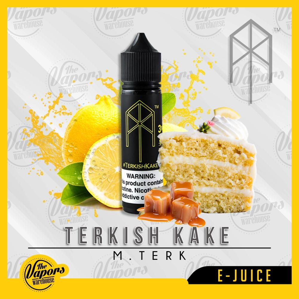 M.Terk - TERKISH KAKE