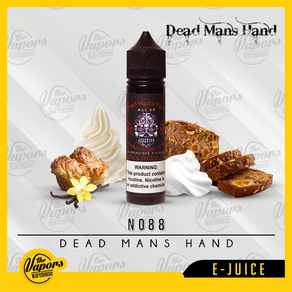 DEAD MANS HAND ELIXIR - No88 60ml / 3mg