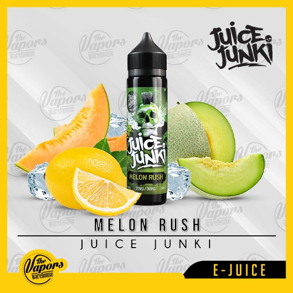Strawberry Nectarine - Fruit Monsta - 100ml
