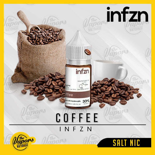 Infzn | Coffee 30ml / 18mg,30ml / 36mg,30ml / 50mg
