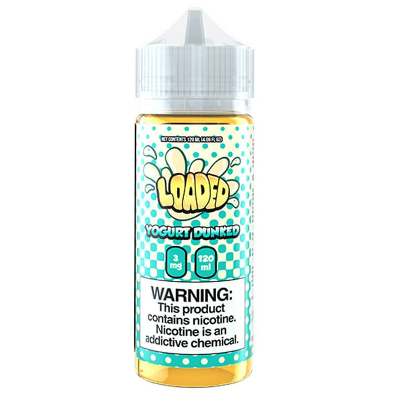 Loaded E-Liquid - YOGURT DUNKED 120ml / 3mg