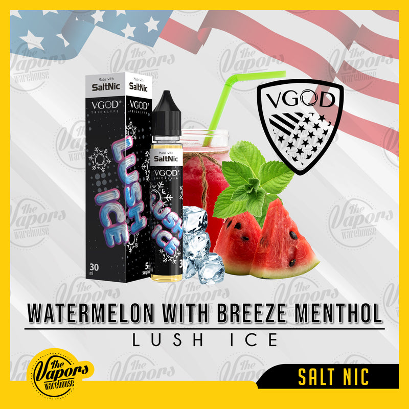 RIPE VAPES Saltz Watermelon Granita