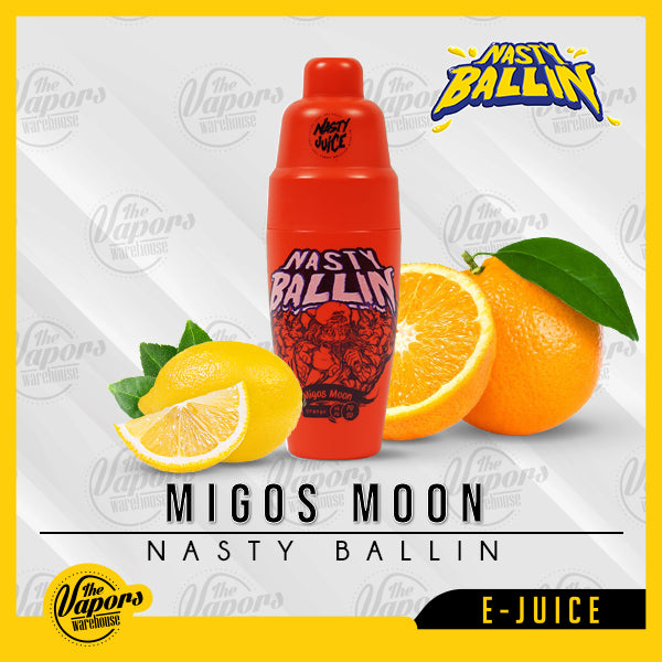 Nasty Ballin – Migos Moon 60ml / 3mg