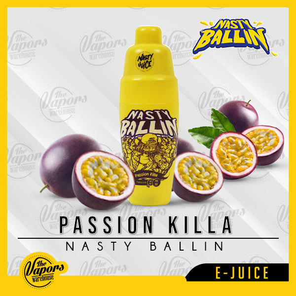 Nasty Ballin – Passion Killa 60ml / 3mg