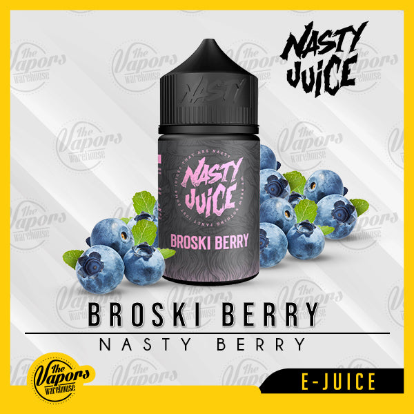 Nasty Berry – Broski Berry 60ml / 3mg