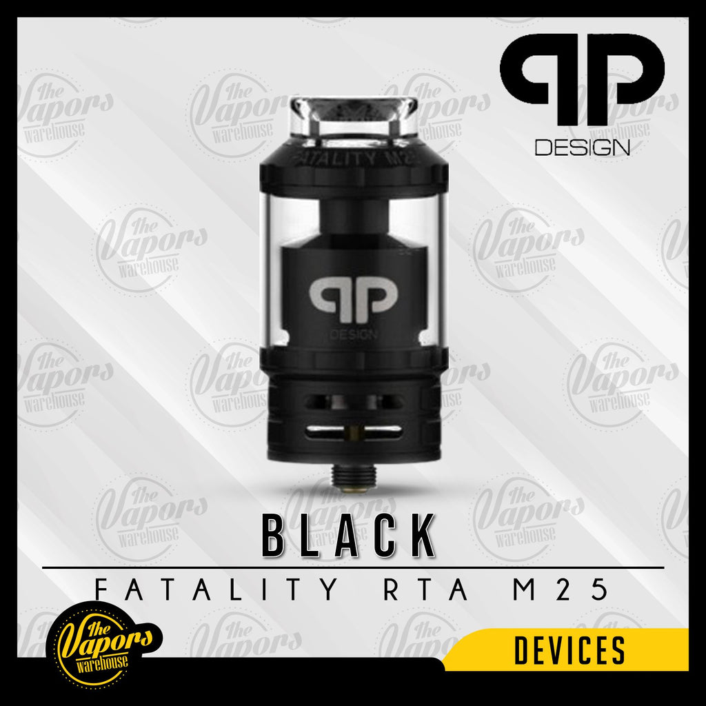 FATALITY RTA M25 LIMITED EDITION Black