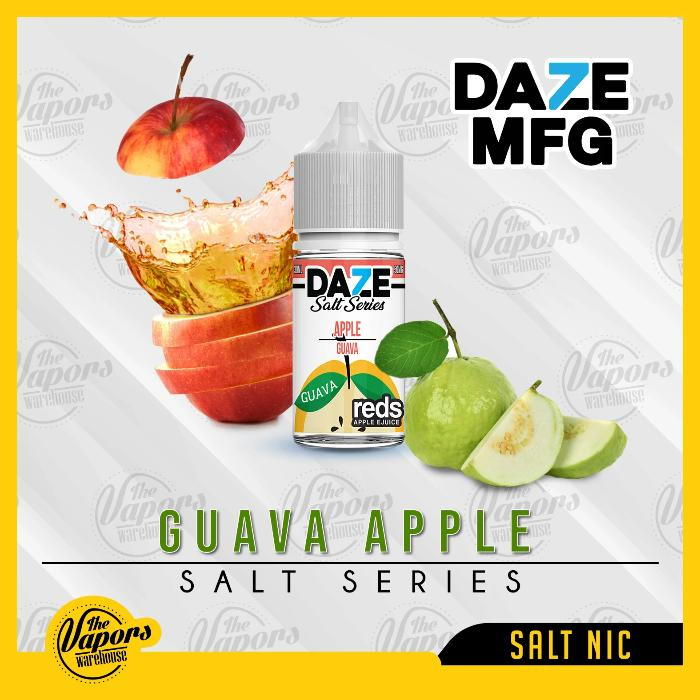 REDS SALT SERIES - GUAVA