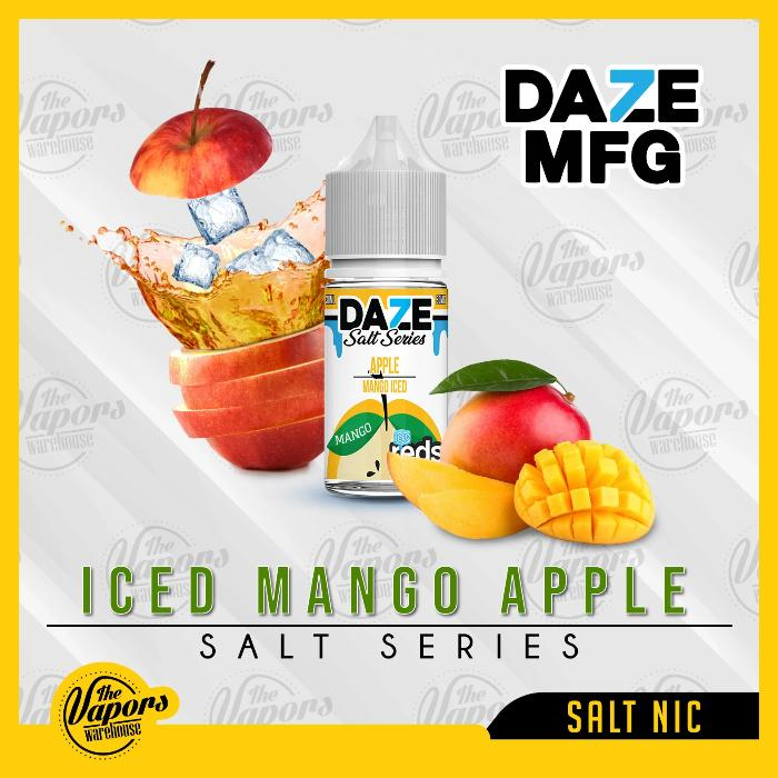 REDS SALT SERIES - MANGO ICED
