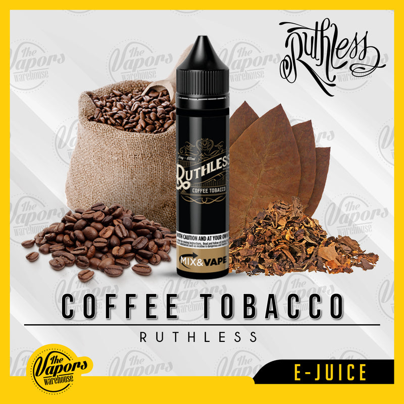Ruthless - Coffee Tobacco 50ml / 3mg