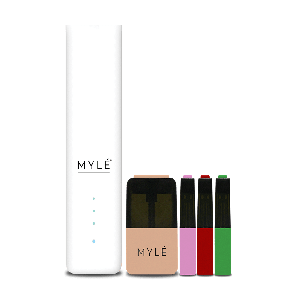 MYLÉ STARTER KIT V.4 ELITE WHITE