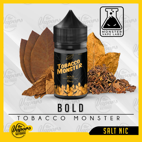 Tobacco Monster SaltNic - Bold 30ml / 20mg