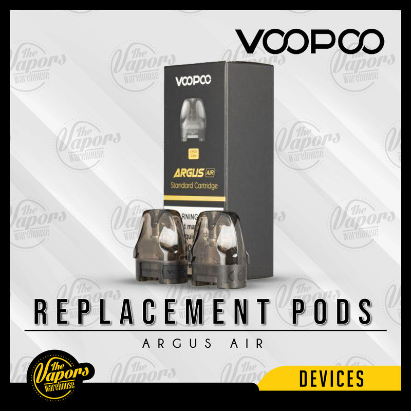 VOOPOO ARGUS AIR REPLACEMENT PODS Default Title