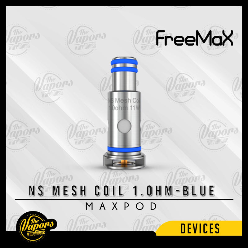 freemax maxpod replacement coils