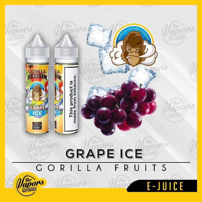 Gorilla Fruits   Grape ICE