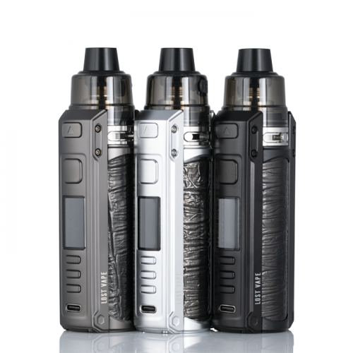 LOST VAPE URSA QUEST 100W POD MOD KIT Black / Red Sandalwood,Black / Embossed Leather,Black / Crocodile Leather,Black / Ukiran Leather,Gunmetal / Crocodile Leather,Gunmetal / Ebony Wood,Gunmetal / Embossed Leather,Gunmetal / Ukiran Leather,SS / Crocodile Leather,SS / Ukiran Leather,SS / Purple Heart Wood,SS / Embossed Leather