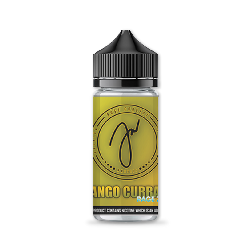 Rage Concept Zero Line E-juice - Mango Currant 100ml / 3mg