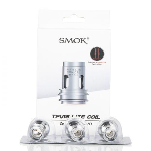 SMOK TFV16 LITE REPLACEMENT COILS 0.2ohm Conical Mesh Coil - rated for 60-85W