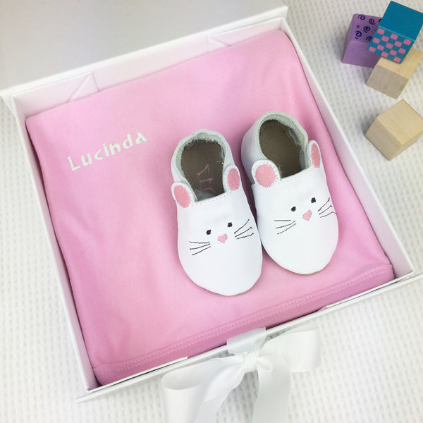 baby shoes - personalised baby shoes - leather baby shoes - baby gifts - personalised baby gift