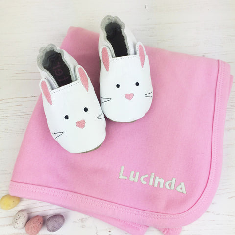 Personalised First Easter Bunny Gift Set