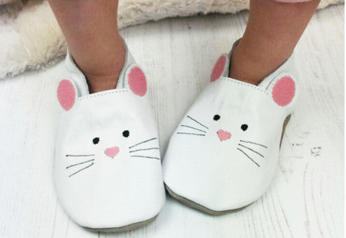 Woodland Animal Baby Shoes