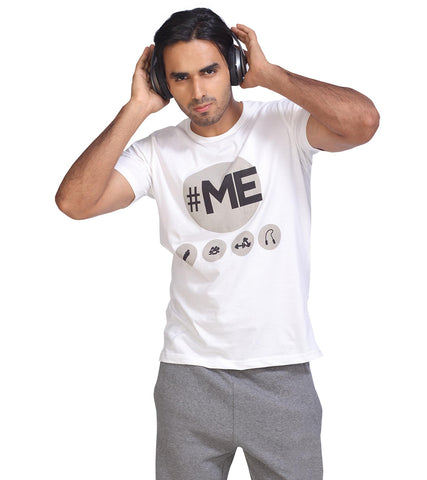 c2cdae1f HashTag GYM - Me Roundneck Tshirt for Men and Women