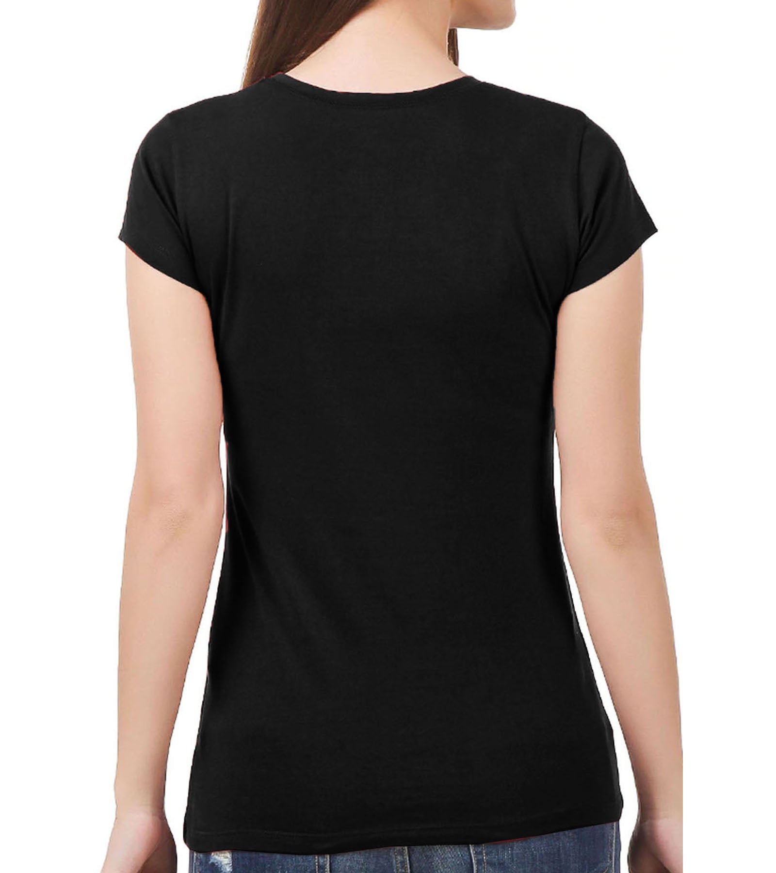 2e25dd9d Birthday - Queens are born in November Roundneck T-shirt For Women