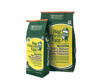 BIG GREEN EGG • Charbon de bois bio Premium - CUTS