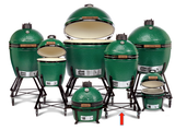 BIG GREEN EGG • Medium Pack Original Berceau - CUTS