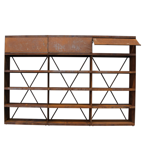 OFYR • WOOD STORAGE 300 - CUTS