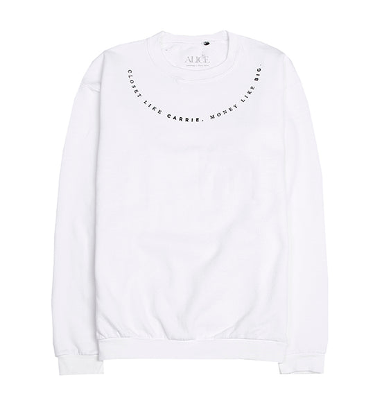 Closet Like Carrie Chain Sweater