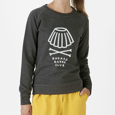 Badass Babes Club Sweater