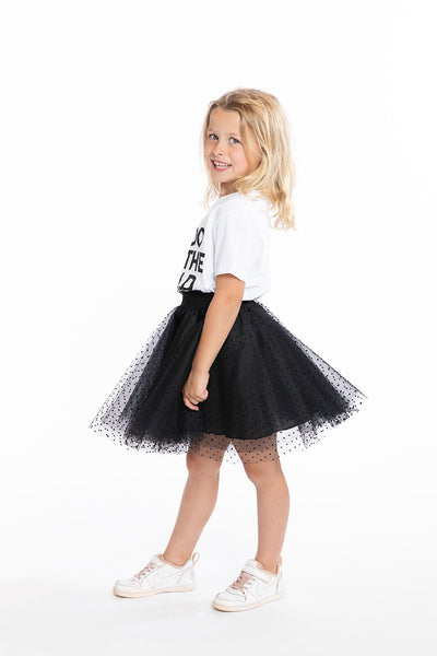 Limited Edition: Kids Black Polka Dot