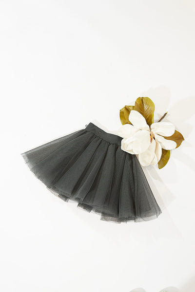 (Kids) Dark Grey Tutu