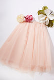 Midi Powder Blush Tutu