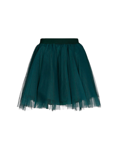 Short Midnight Green Tutu