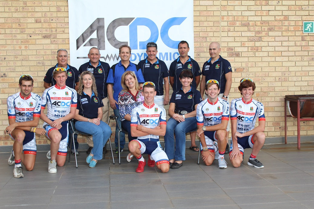 Currently the team are training hard for the Argus race in Cape Town on the  12th of March. We are sure that they are going to achieve some fantastic  results ... 243b8d681