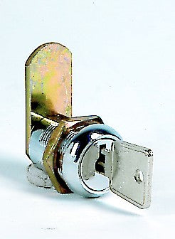 KEY LOCK 20mm DEPTH 20.5mm DIA KEYED DIFFERENT