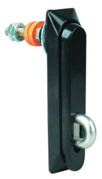 PADLOCAKBLE SWING HANDLE. DIE CAST, 20.5MM