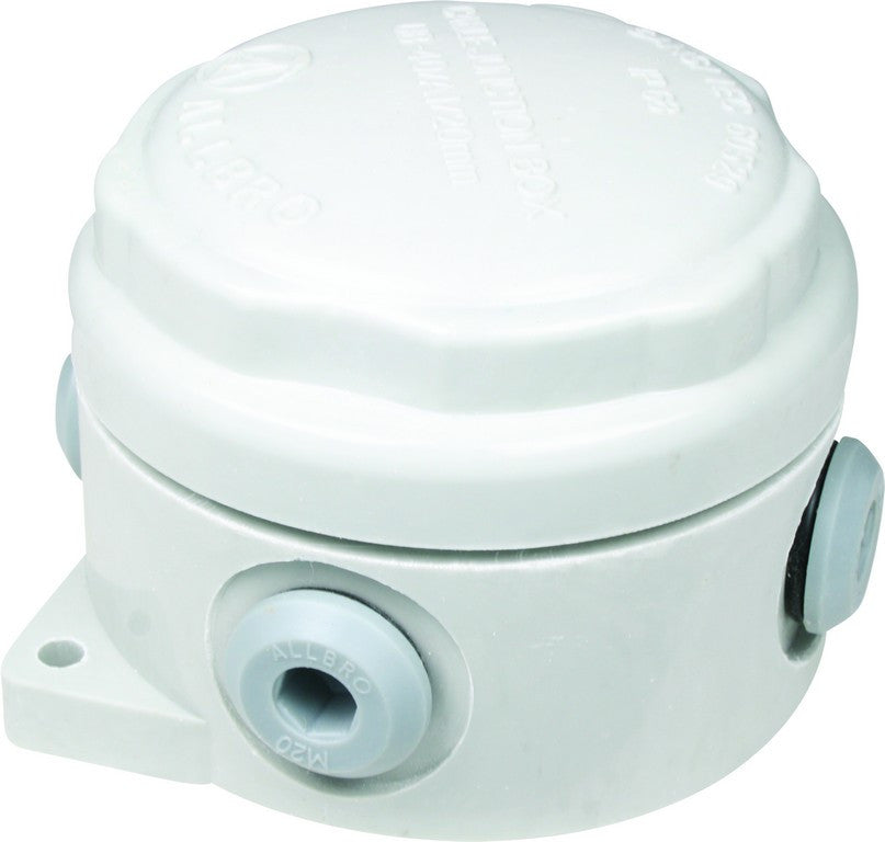 JUNCTION BOX 25mm IP66