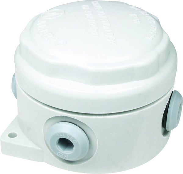 JUNCTION BOX 20mm IP66