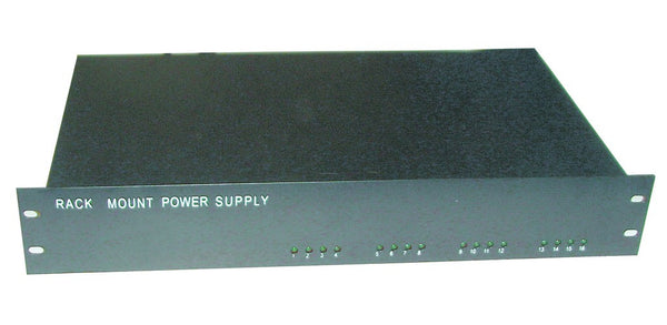 240VAC POWER SUPPLY 12VDC/9 OUTPUTS 10A