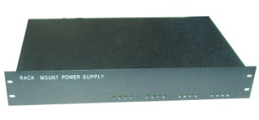 240VAC RACK MOUNT POWER SUPPLY 24VAC/16 OUTPUTS 10A