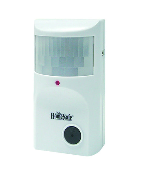 WIRELESS MOTION SENSOR ALARM