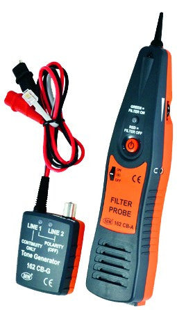 WIRE TRACER C/W FLASHLIGHT & CONTINUITY TESTER